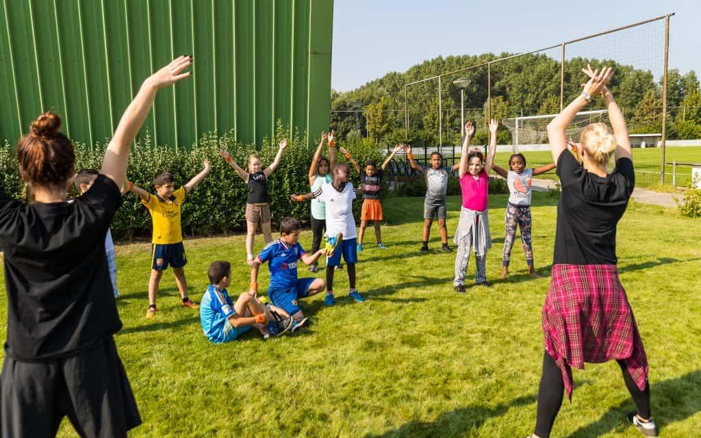 Schoolsport & sport evenementen