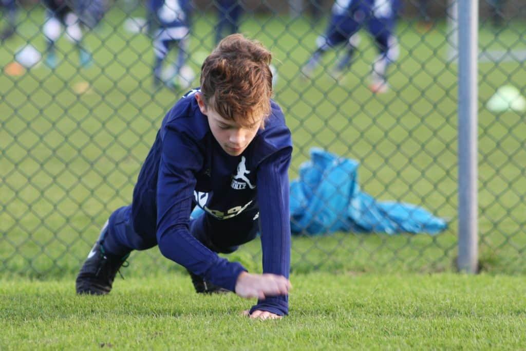Voetbalschool Skillz definitief naar Sportpark Prinses Irene