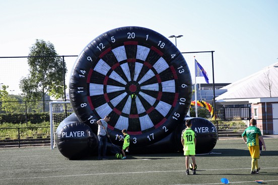 RVC Celeritas houdt succesvolle 'Open Dag